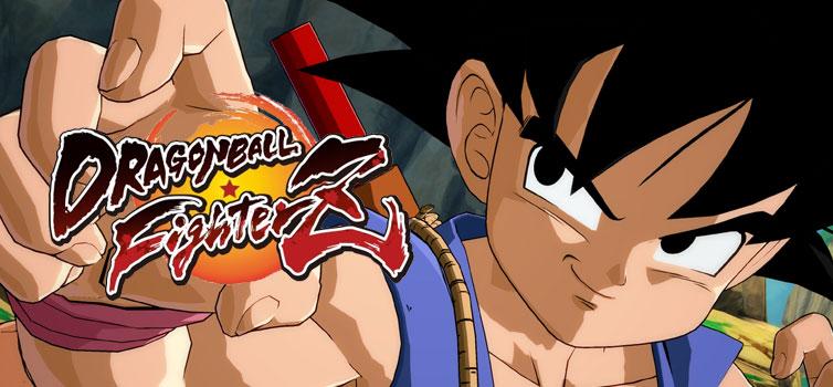 Dragon Ball FighterZ: Goku (GT) screenshots