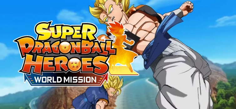 Super Dragon Ball Heroes World Mission: Patch Notes 1.01.02