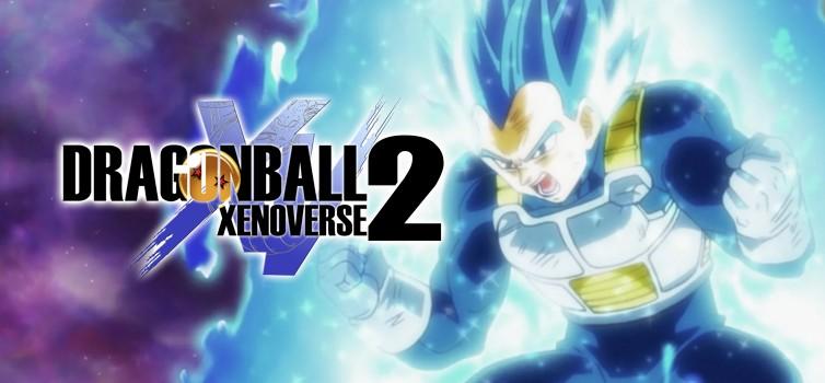 Dragon Ball Xenoverse 2: SSGSS Evolved Vegeta announced