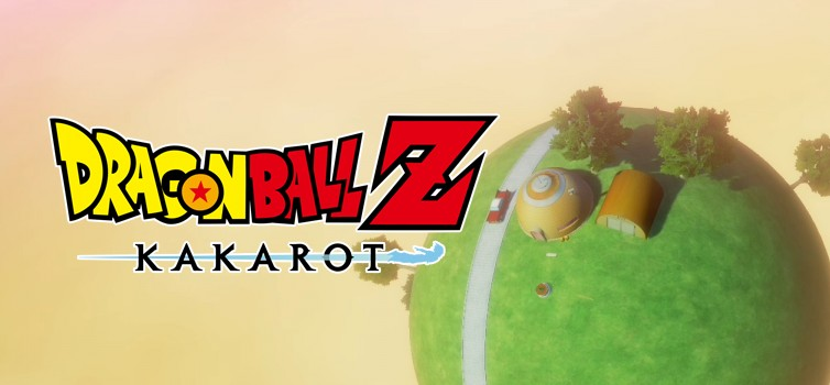 Dragon Ball Z Kakarot: Locations